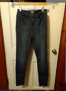 Tokyo Darling grey high waisted jeans sz 0